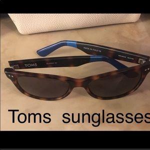 Toms classic 101 sunglasses